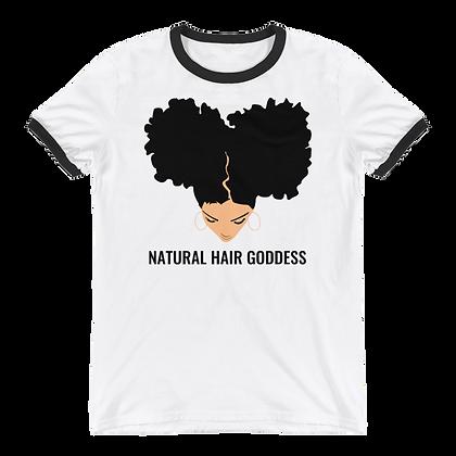 Lightskin Goddess Ringer T-Shirt
