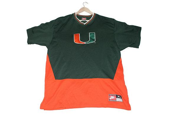 Nike Miami U Extra Long Shirt