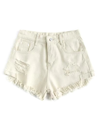 Rollin Denim Shorts