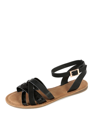 Strappy Open Toe Sandals