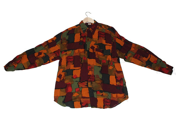 """Living Single"" Button Down"