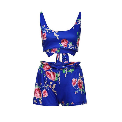 Floral Two-Piece