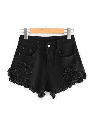 Rollin Denim Shorts