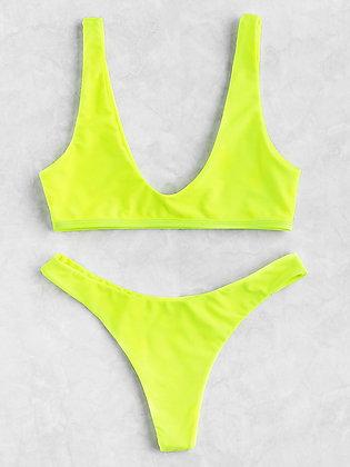 Neon Lights bikini