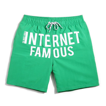 Breaking The Internet Swim Trunks