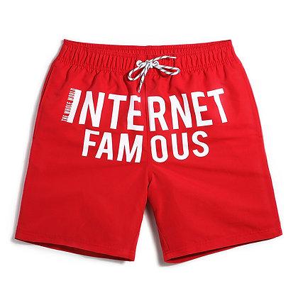 Breaking The Internet Swim Trunks