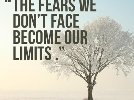 Περί φόβου...