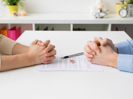 Διαζύγιο: Τα Στάδια και οι Τρόποι Αντιμετώπισης του