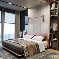 Complete Bedroom Interior Idea