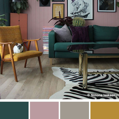 Color ideas for small space