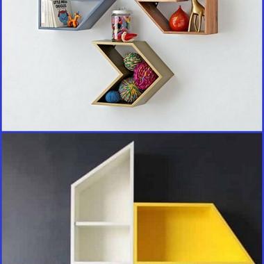 Wall Shelf Design