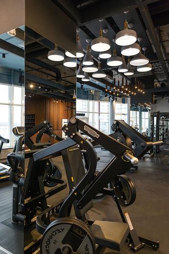 Gym Luxerior Idea Book