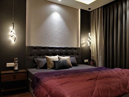 Luxerior Vile Parle Project Master Bedro