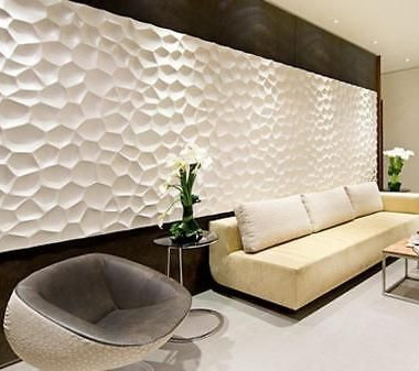 White Accent Wall