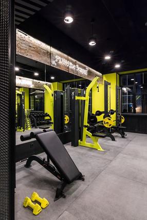 Gym Interior Luxerior Idea Book