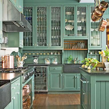 Kitchen Interior Decoration