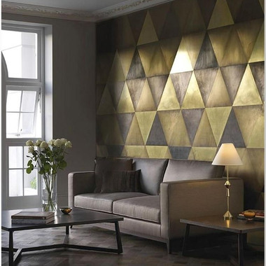 Triangle Accent Wall