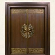 Main Door Double Door Design