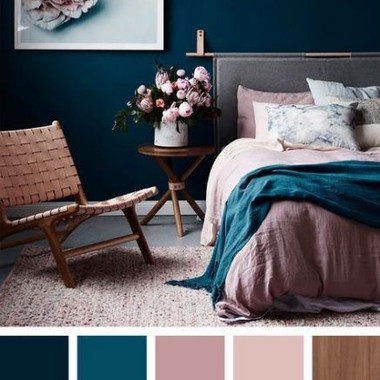Color Ideas for bedroom