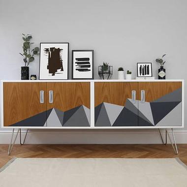 Media Console Furniture