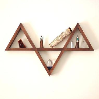 Wall Shelf Wooden
