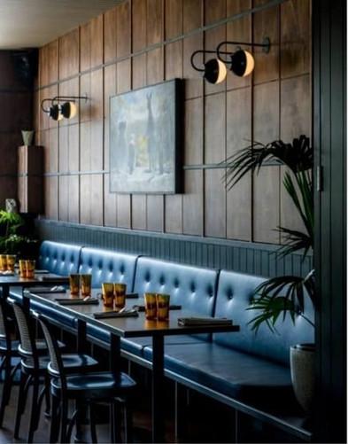 Restaurant Idea Book Luxerior