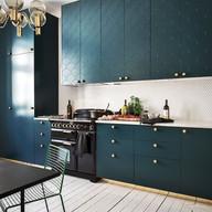 Kitchen Interior Color Ideas