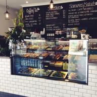Cafe Interior Decor