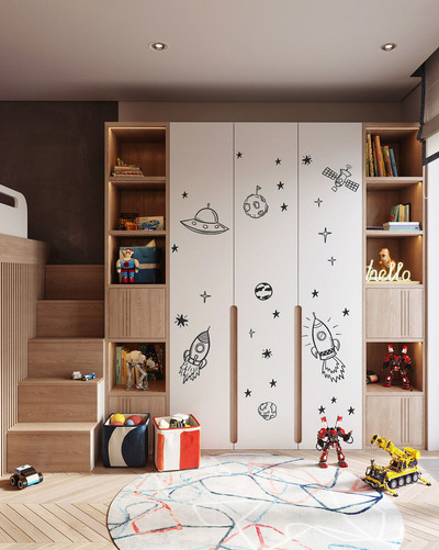 Kid's Room Luxerior Idea Book