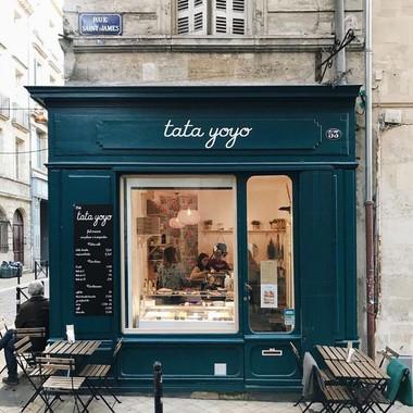 Cafe Exterior Design Ideas