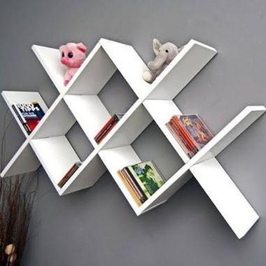 Wall Shelf for Bedroom