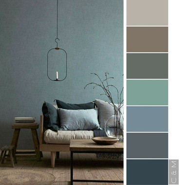 Color ideas for Accent Wall