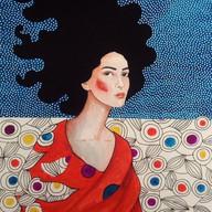 Interior Art Piece Women