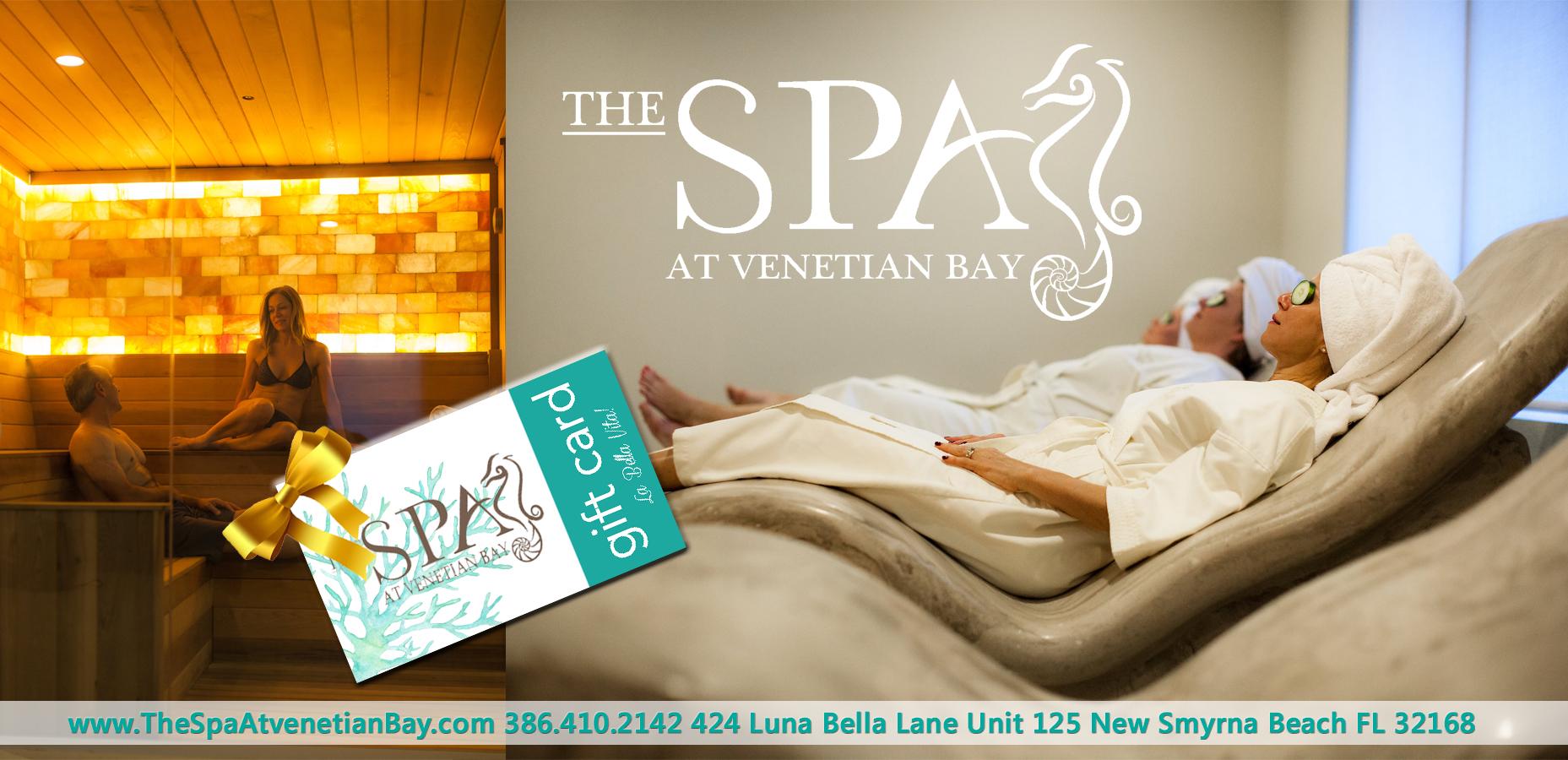 The Spa At Venetian Bay New Smyrna