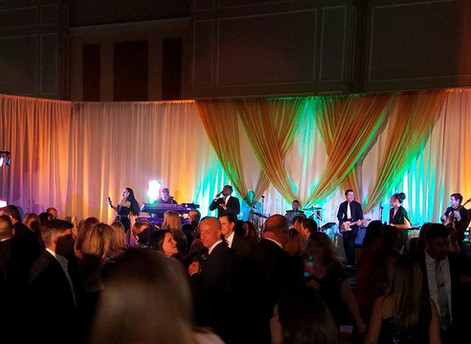 Dance the Night Away with Paradigm Party Band!