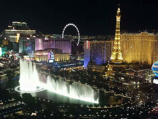 Blonde Ambition Party Band performs at the Bellagio in Las Vegas this weekend!