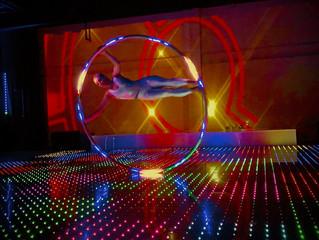 Eklectic Entertainment's Volta Wheel at Biz Bash Live!
