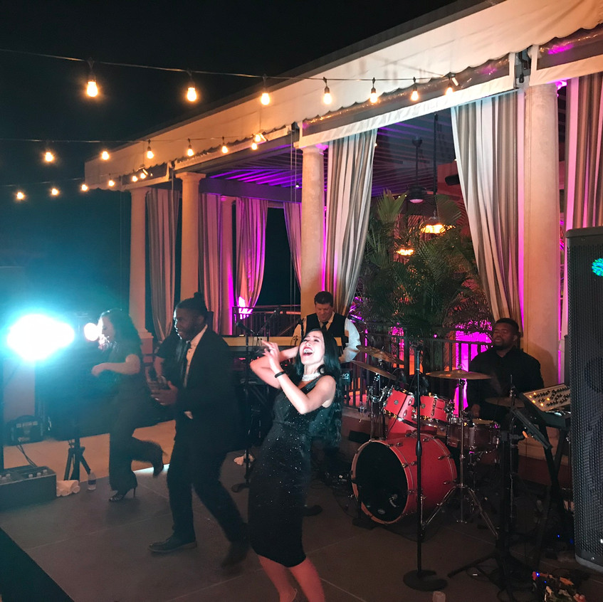 Paradigm Party Band - Events Band