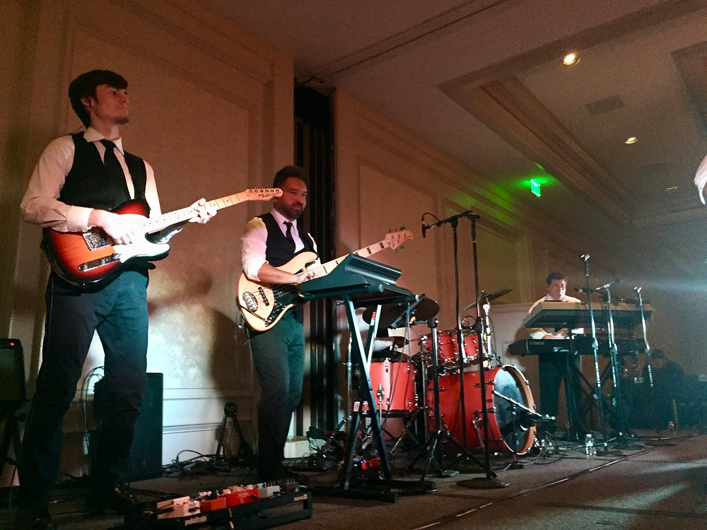 Paradigm Party Band - Corporate Event