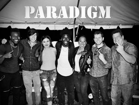 PARADIGM! Makes its Debut Performance at Waterset!