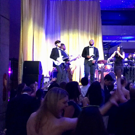 Paradigm Party Band | Corporate Events | Special Events