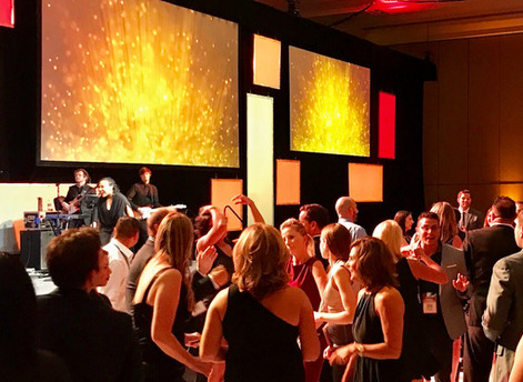 Paradigm Party Band performs at another amazing corporate event for a night of music and dance!
