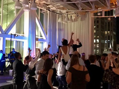 What a Fantastically Fun Wedding Reception!