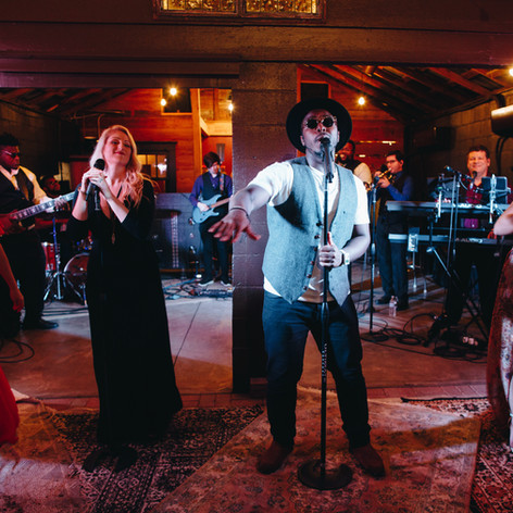 Paradigm Party Band | Wedding Band | Dance Band | Party Band