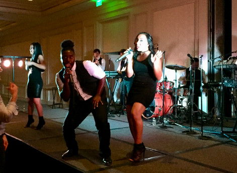 Paradigm Party Band rocks Corporate Event in Naples!