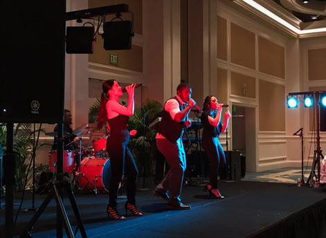 Another Awesome Private Event With Paradigm Party Band