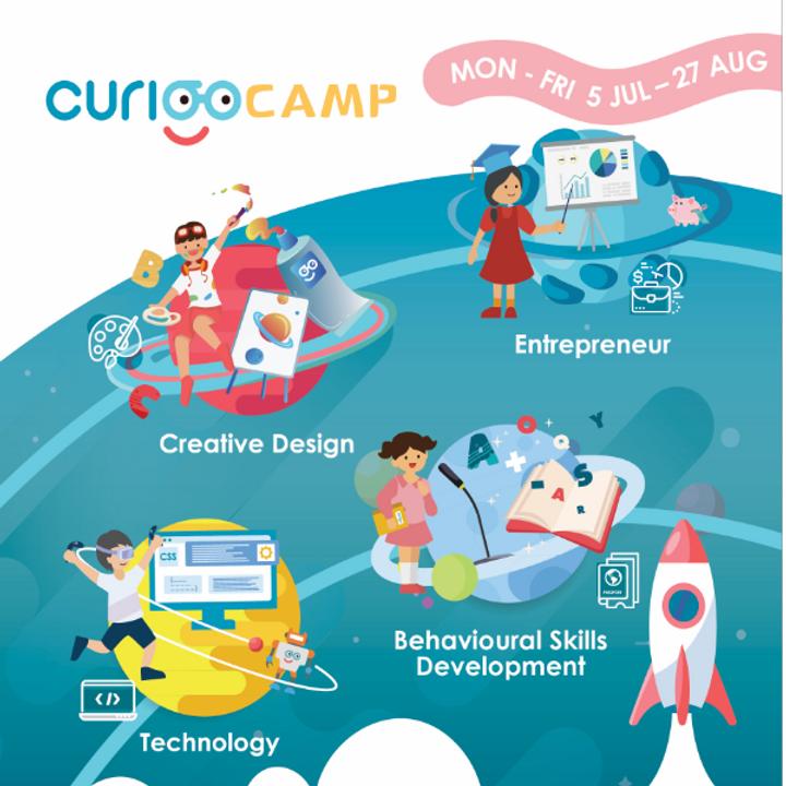CURIOO Summer Camp