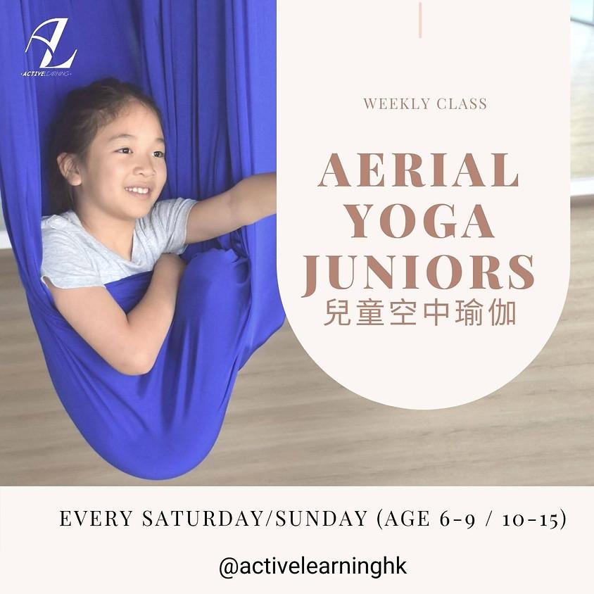 Aerial Yoga Juniors