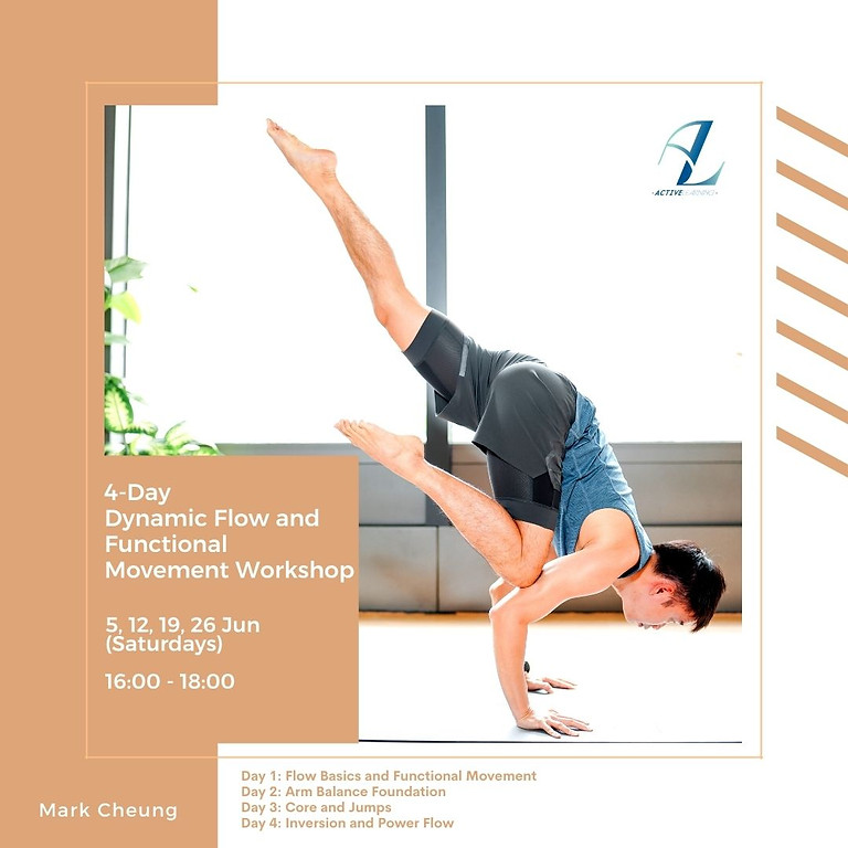 Dynamic Flow and Functional Movement Workshop