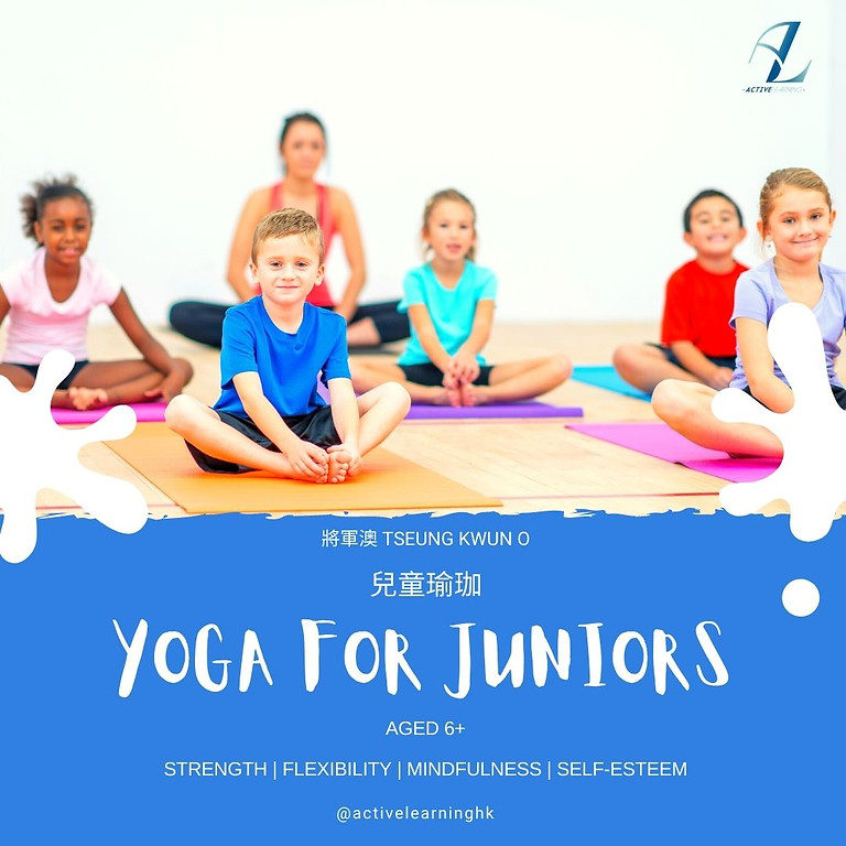 Hatha Yoga Juniors